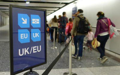 Settled status for EU migrants
