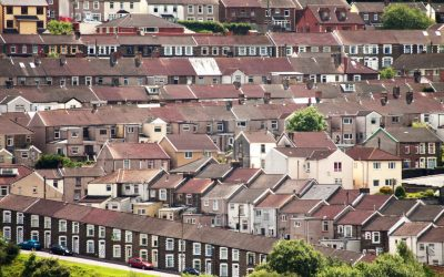 Housing in the Welsh valleys
