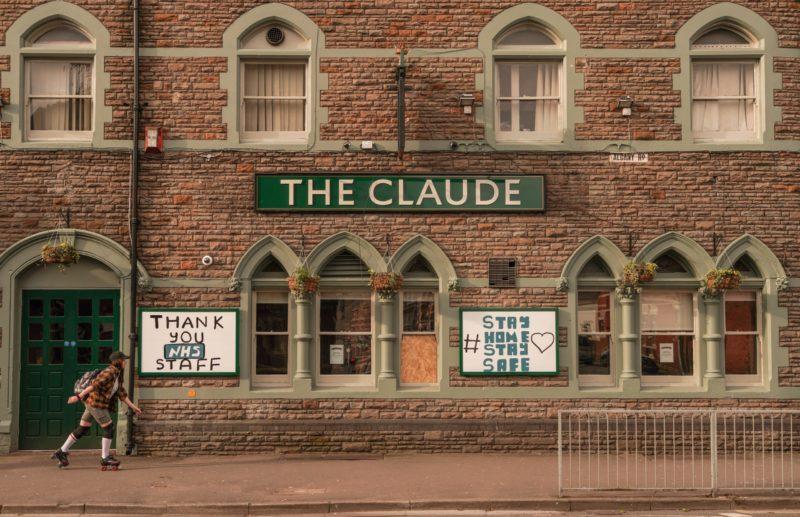 Claude Hotel Cardiff Closed due to Coronavirus