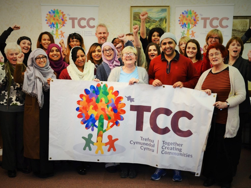 Photo of TCC event