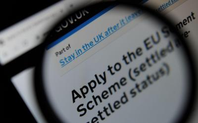 Image of the EU settled status scheme