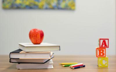 Photo of a school setting