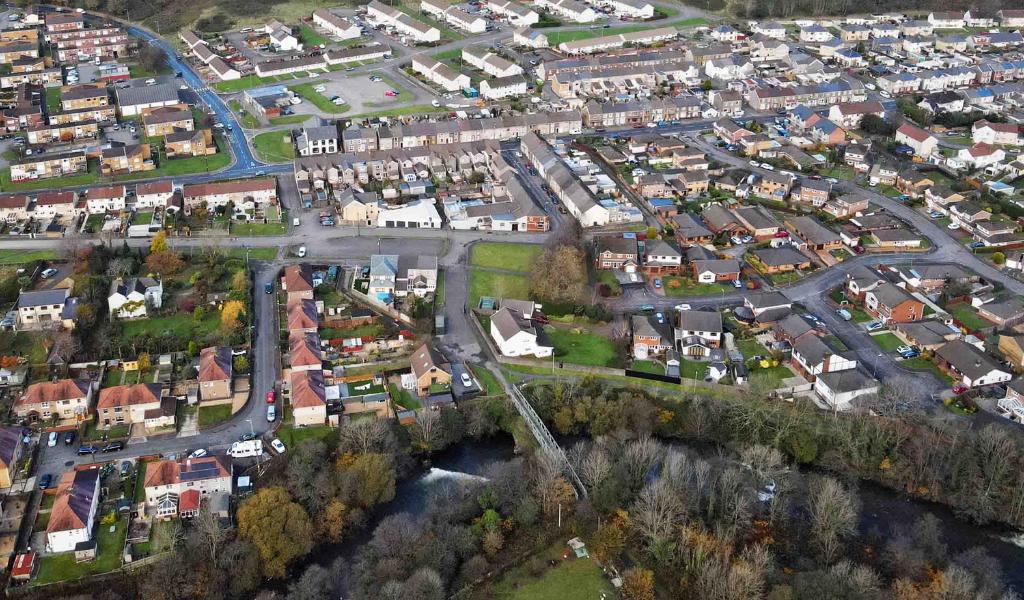 Welsh valleys